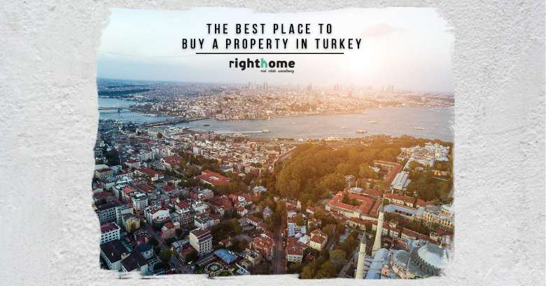 The best place to buy a property in Turkey