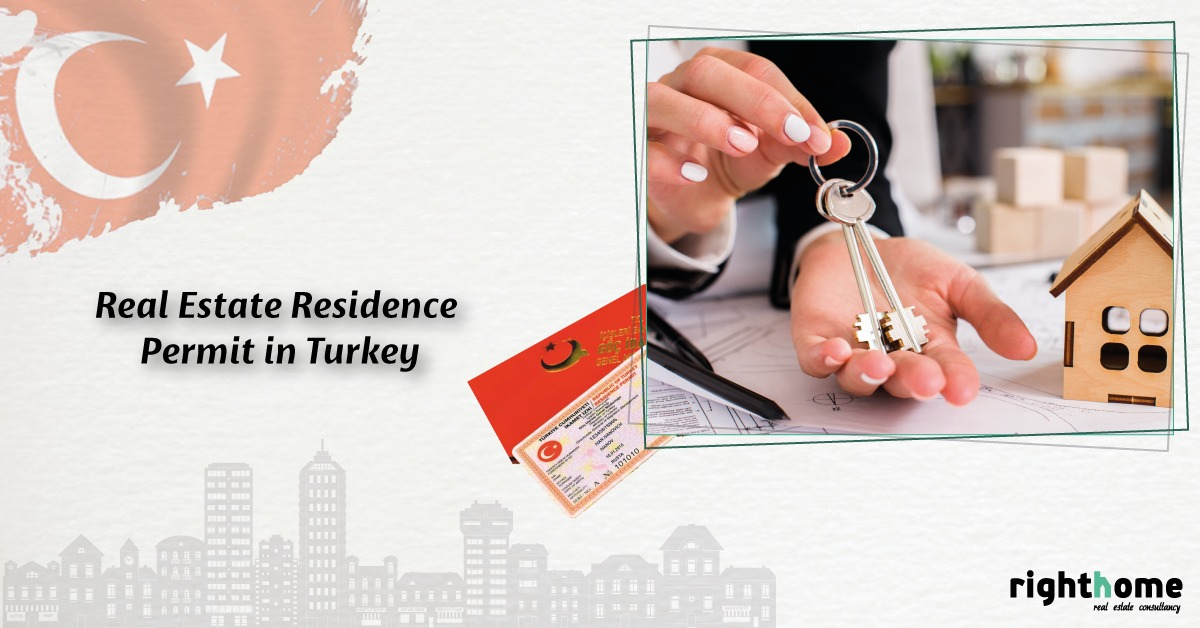 Real Estate Residence Permit in Turkey