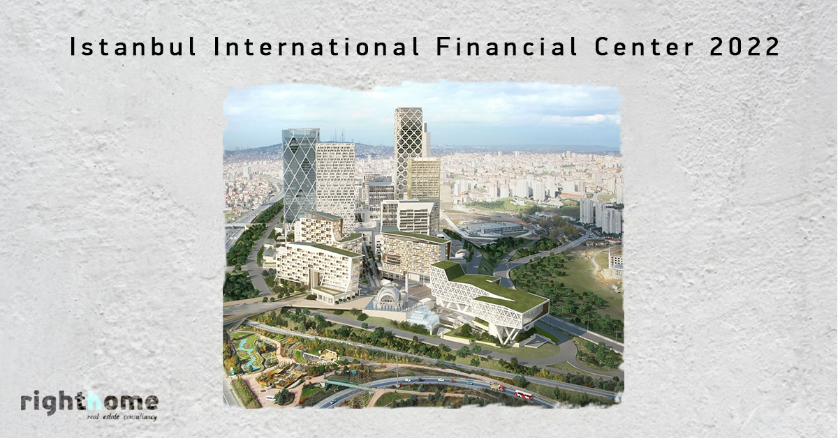 Istanbul International Financial Center 2022
