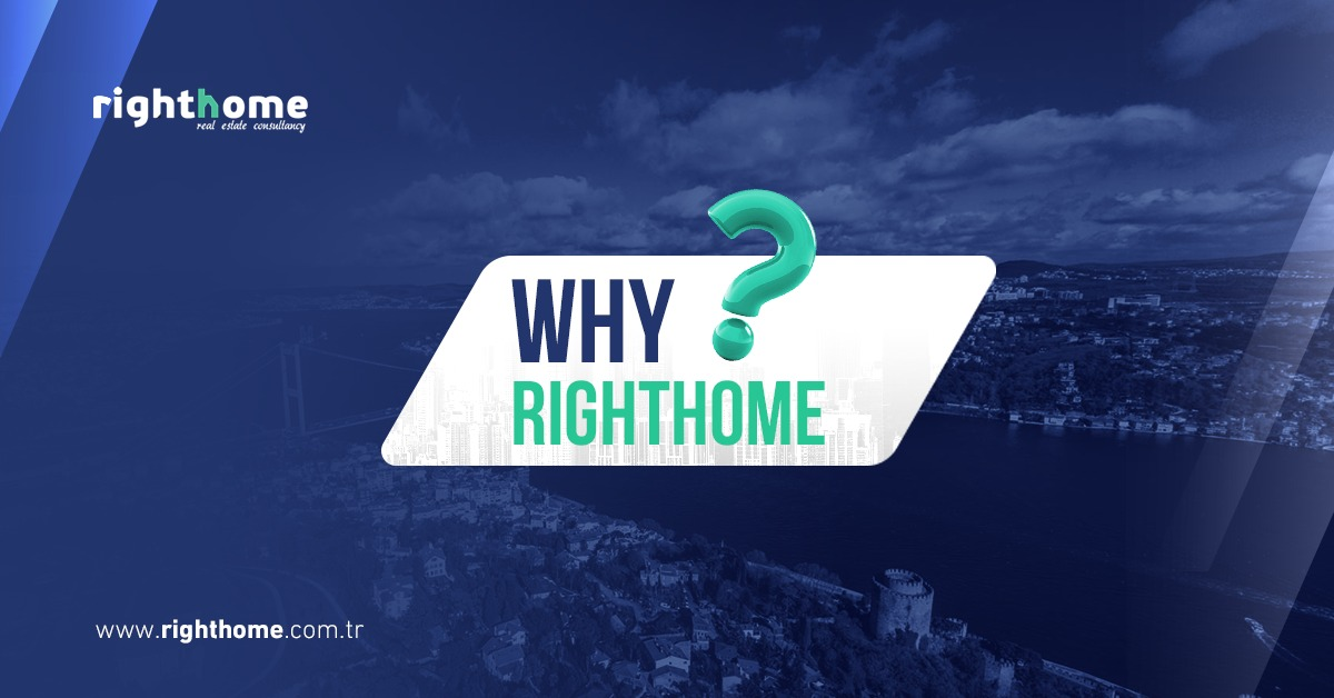 Why Right Home ?