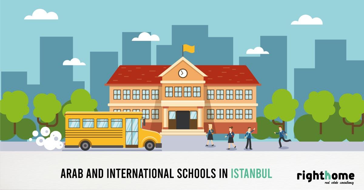 Arab and international schools in Istanbul