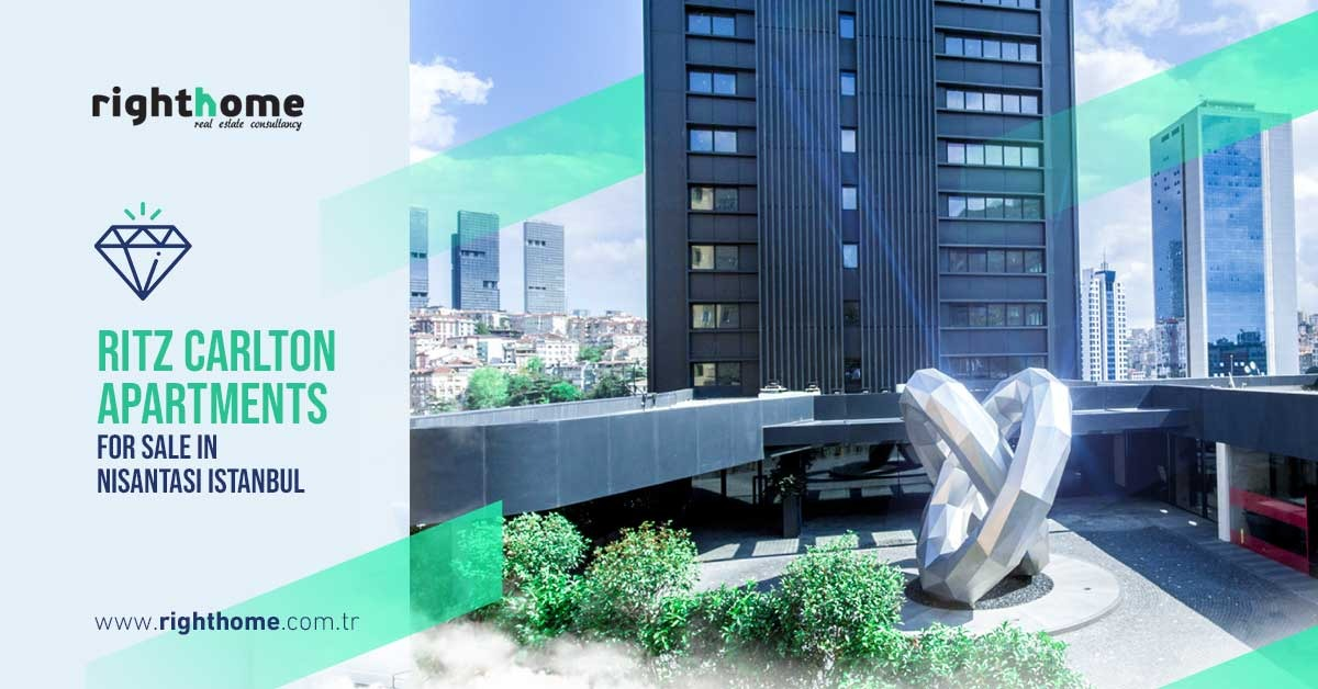 Ritz Carlton apartments for sale in Nisantasi Istanbul