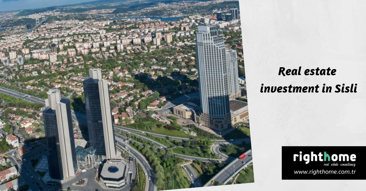 Real estate investment in Sisli