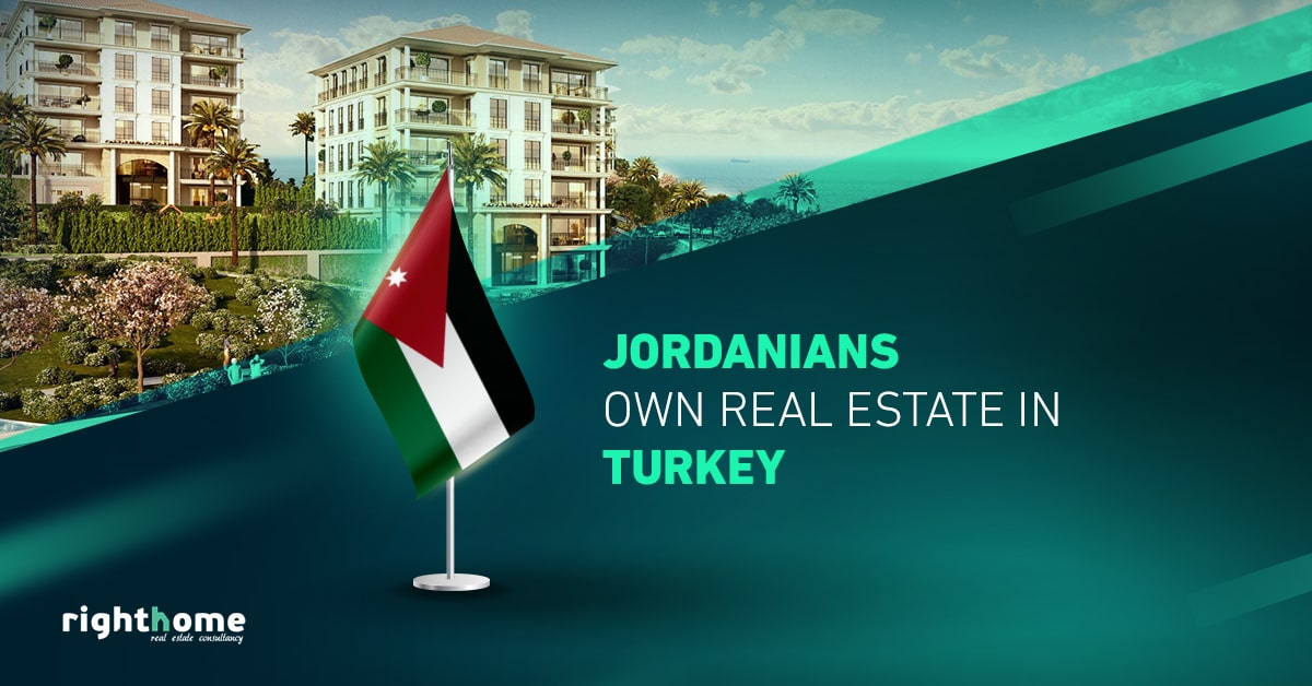 Jordanians own real estate in Turkey