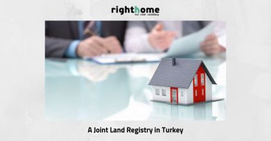 The joint Land Registry in Turkey