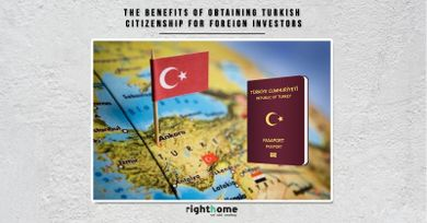 The benefits of obtaining Turkish Citizenship for foreign investors