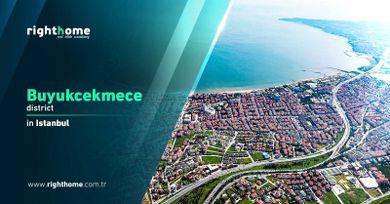 Buyukcekmece district in Istanbul