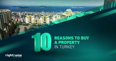 10 reasons to buy a property in Turkey