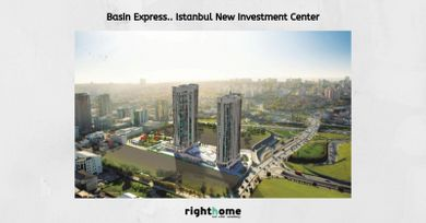 Basin Express.. Istanbul New Investment Center