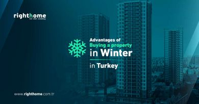Advantages of buying a property in Turkey in winter