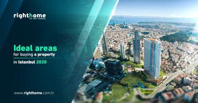 Ideal areas for buying a property in Istanbul 2020