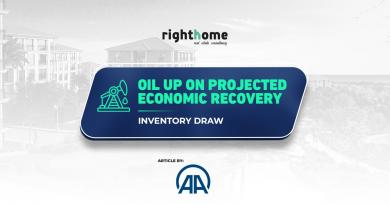 Oil up on projected economic recovery, inventory draw