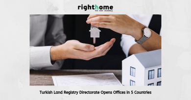 Turkish Land Registry Directorate Opens Offices in 5 Countries