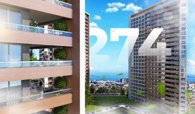 RH 274 - Ready to move apartments in Bayrampasa near two metro stations