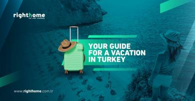 Your guide for a vacation in Turkey
