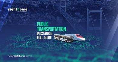 Public transportation in Istanbul (Full Guide)