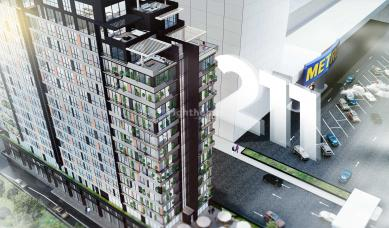 RH 211 - Residential and investment project in a vital location within Kagithane region