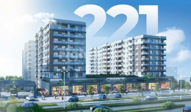 RH 221 - Apartments in a residential and investment project under construction with high-end finishes