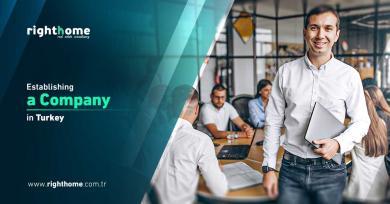 Establishing a company in Turkey