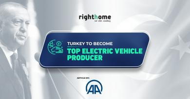 Turkey to become top electric vehicle producer: Erdogan