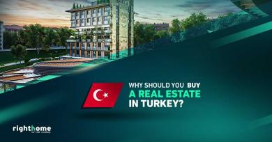 Why you should buy a real estate in Turkey?
