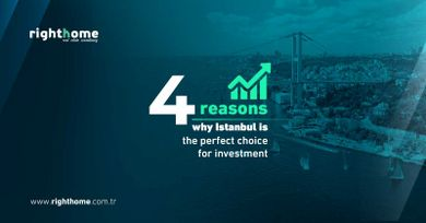 4 reasons why Istanbul is the perfect choice for investment