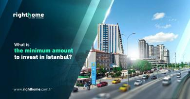 What is the minimum amount to invest in Istanbul