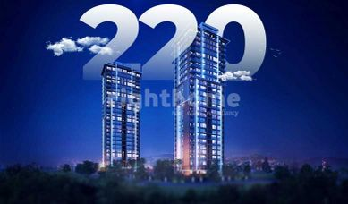 RH 220 - Apartments with sea views to the Princess Islands in the Asian side of Istanbul ready to move immediately