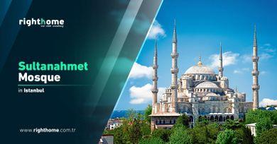 Sultanahmet Mosque in Istanbul