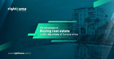 The advantages of buying real estate under the crisis of Corona virus