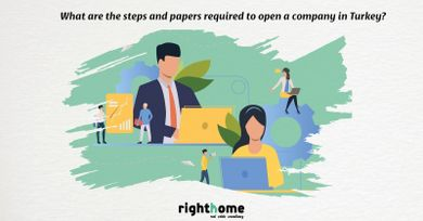 What are the steps and papers required to open a company in Turkey?
