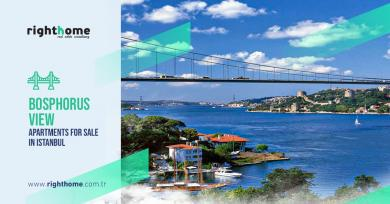 bosphorus view apartments for sale in istanbul