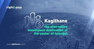 Kagithane, the alternative investment destination in the center of Istanbul