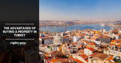 The advantages of buying a property in Turkey