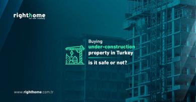 Buying under-construction property in Turkey, is it safe or not?