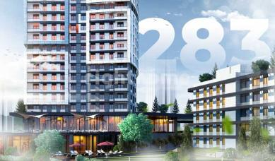 RH 283 - Ready residential project in Kartal near the metro at reasonable prices