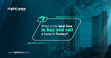 When is the best time to buy and sell a home in Turkey?