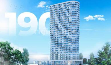 RH 190-Residential investment tower in  Basin Express
