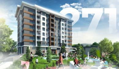 RH 271 - A ready housing project in Avcilar, near universities and transportation