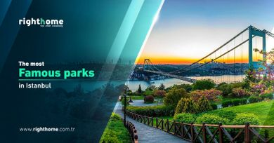 The most famous parks in Istanbul