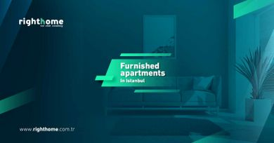 Furnished apartments in Istanbul