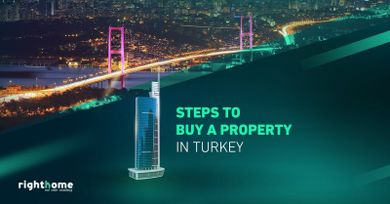 Steps to buy a property in Turkey