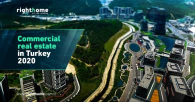 Commercial real estate in Turkey 2020