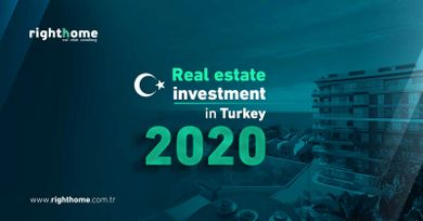Real estate investment in Turkey 2020