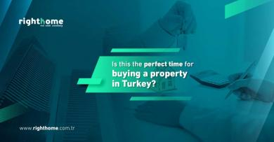 Is this the perfect time for buying a property in Turkey?