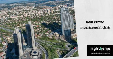 Real estate investment in Sisli