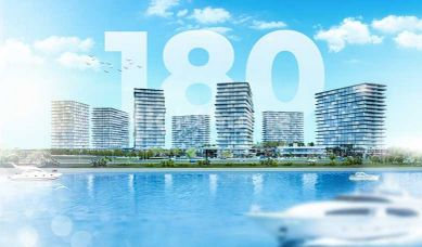 RH 180- luxurious homes with direct sea view in Zeytinburnu under construction