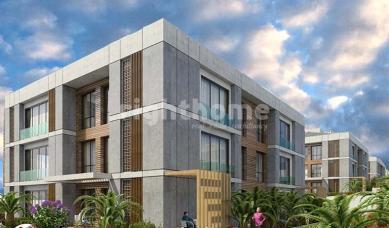 RH 414 - Spacious apartments under construction in Beylikduzu near the sea