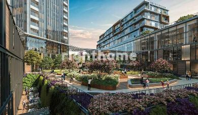 RH 80-Apartments with Bosphorus view and suitable payment plans in Sisli