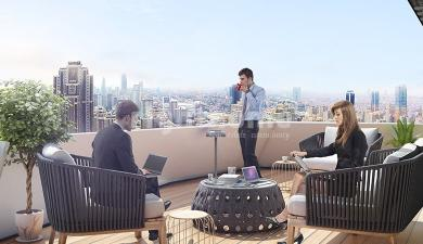 RH 374- Single tower in Umraniye for residential and investment
